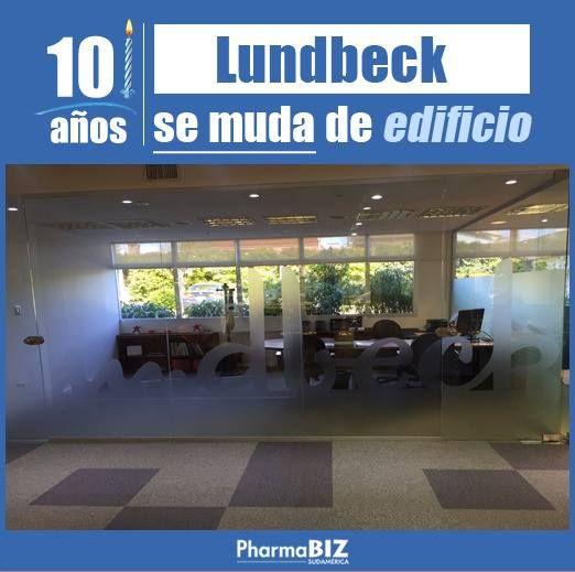 Un laboratorio mudó sus oficinas en la Argentina. #Laboratorio #Lundbeck #Mudanza #Oficinas #Pharmabiz http://www.pharmabiz.net/lundbeck-estrena-nuevas-oficnas/