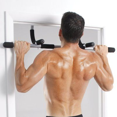 Want to get CUT FOR SUMMER??  The time to start is now.  The super-popular Iron Gym Total Upper Body Workout Bar will carve your upper body into a Michelangelo if you let it.  Read the deep review here: http://www.topfitnessmag.com/pull-up-bar/iron-gym-total-upper-body-workout-bar/