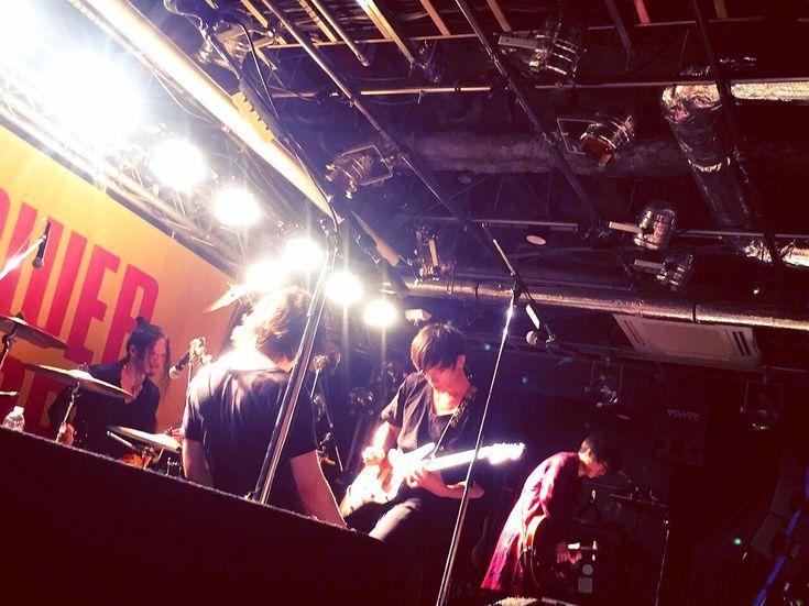 2015/6/20 アルバム「ALXD」発売記念Ustライブ「『ALXD』Special Live 」@タワーレコード渋谷店B1F「CUTUP STUDIO」