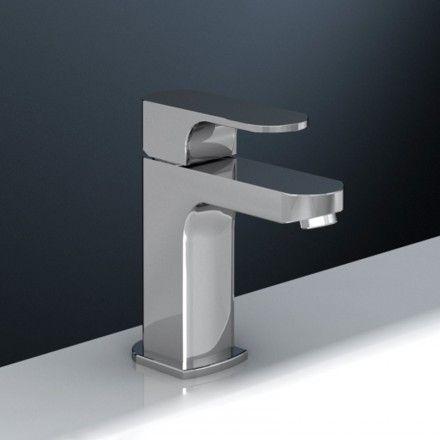 Robinet mitigeur lavabo Smart 99€, corps en laiton chromé