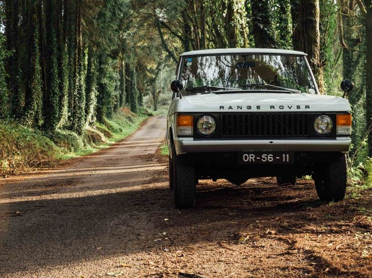 This 1977 Range Rover Is Pure Adventuremobile Eye Candy | Airows