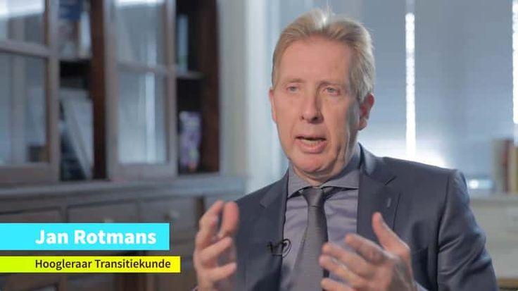 """Jan Rotmans - """"Energietransitie"""" uit de 10-delige serie de Grote Transitie"""