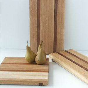 Serving Board with feet by Blackmore Design