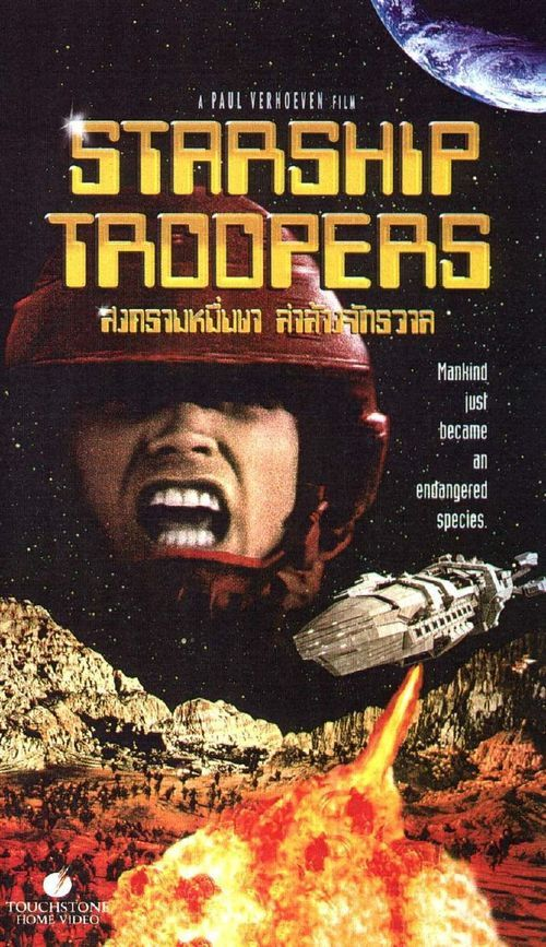 Starship Troopers 1997 full Movie HD Free Download DVDrip