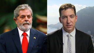 A Further Blow to Democracy in Brazil? Glenn Greenwald on Conviction of Lula Ahead of 2018 Election STORYJULY 13, 2017Watch iconWatch Full Show .A return to Oligarchy?
