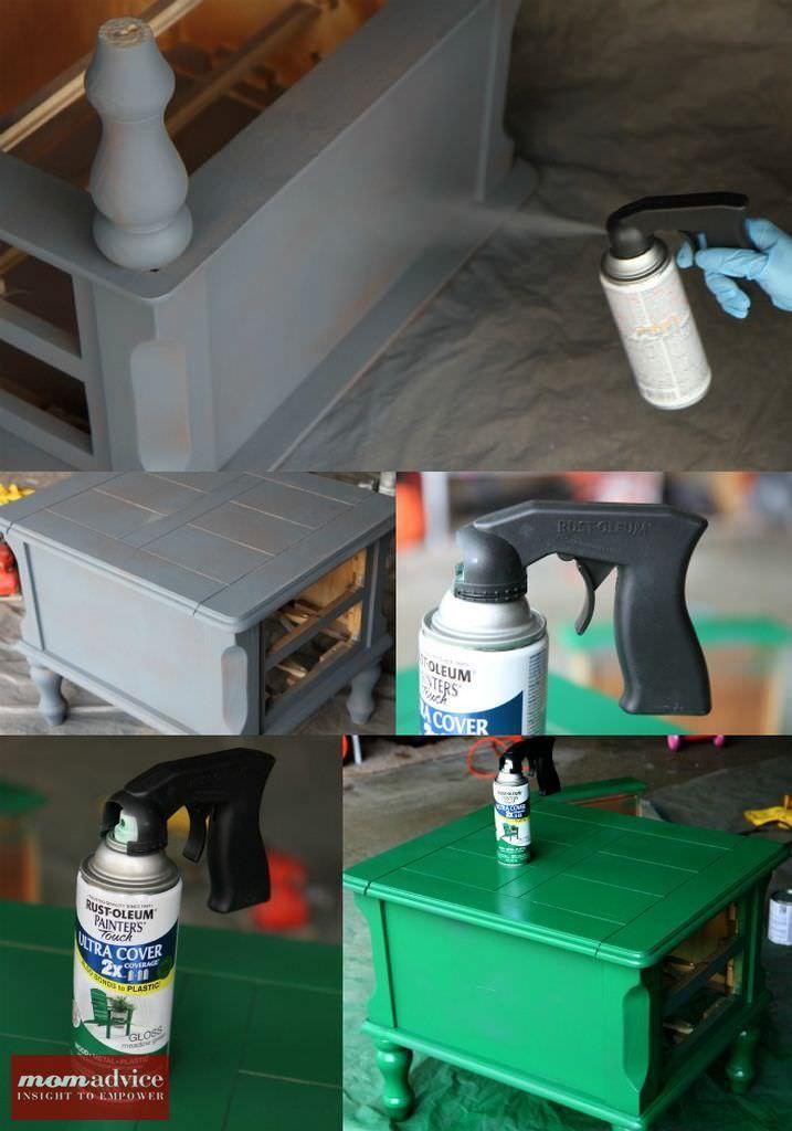 Best 25+ Spray Paint Furniture Ideas On Pinterest | Spray Painted Furniture,  How To Paint Furniture And Spray Paint Dresser