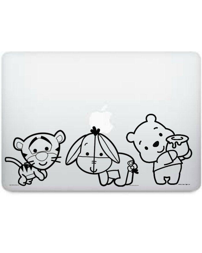 Bebé Disney oso Pooh Eeyore o Tigger elegir 1 por vinylgraphicbliss