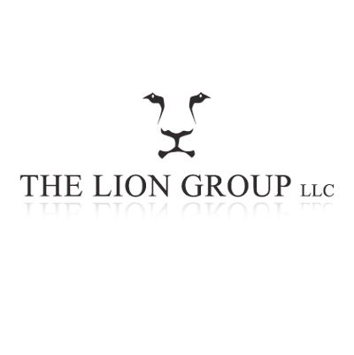 Logo design for The Lion Group by TheLogoBoutique.com