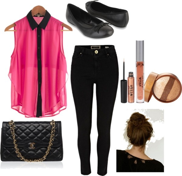 Eleanor Calder Inspired Outfit For A Night Out With Friends With Hair And Makeup By