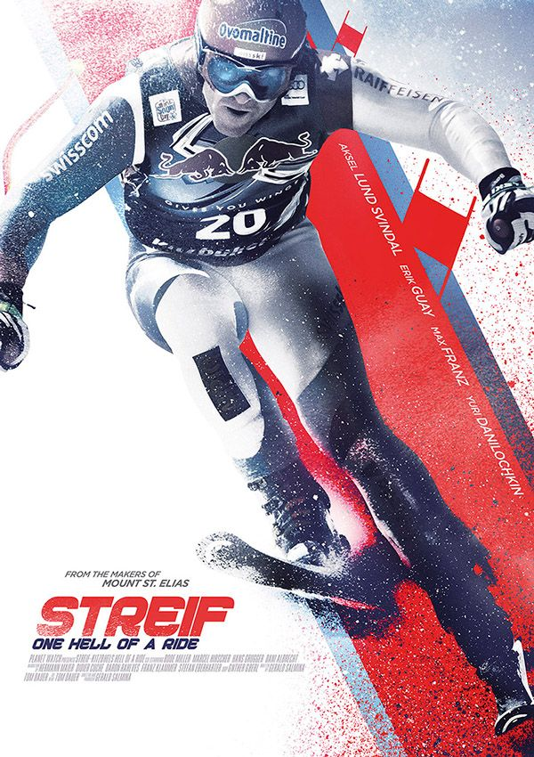 Streif - One Hell of A Ride by Scott Woolston