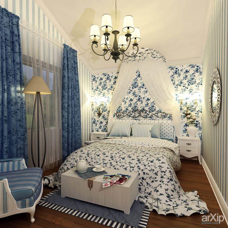 Дизайн спальни в стиле прованс.. Обсуждение на LiveInternet - Российский Сервис Онлайн-Дневников