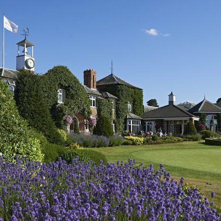 Great Garden Venues: The Belfry Hotel, West Midlands
