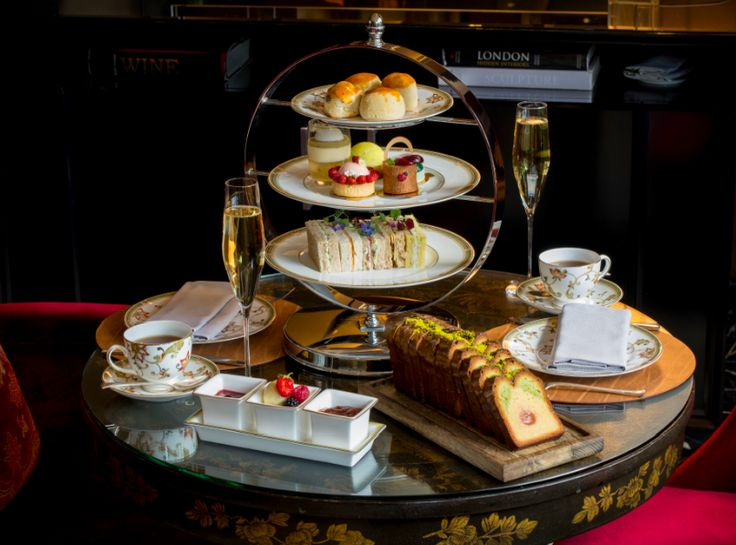 Taste the summer with Afternoon Tea at Four Seasons Hotel in London