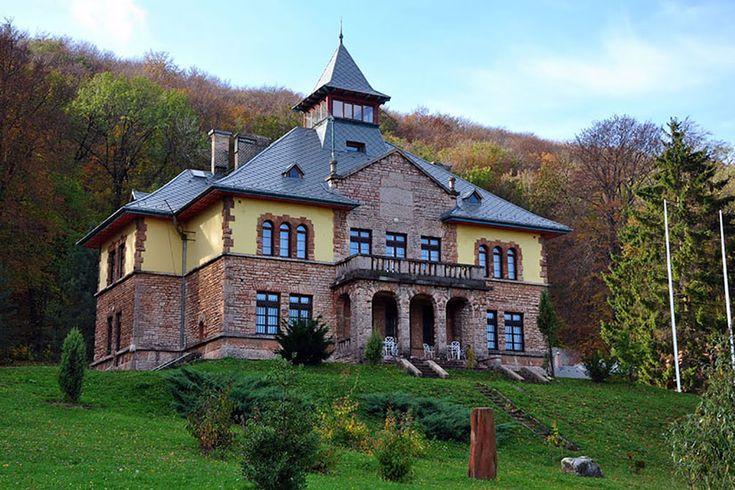 Serédi-nyarló-kastély, Pusztamarót