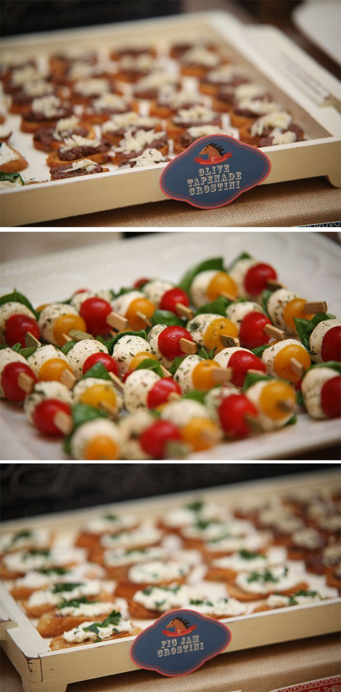 Cowboy party food ideas - Cowgirl Party From Keren Precel Events On Pretty My Party