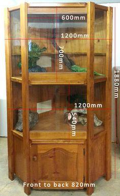 1000 Images About Diy Reptile Terrarium On Pinterest
