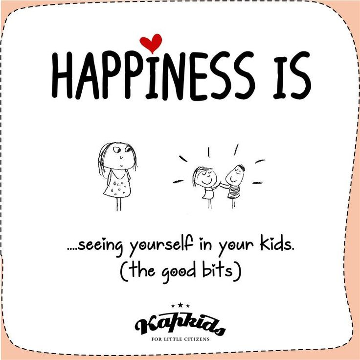 Their Happiness glitters every parent's eyes... #HappinessIs #Kapkids #Parenthood
