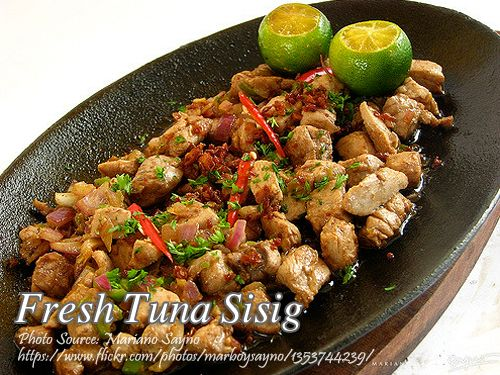 100 best filipino fish recipes images on pinterest fish for Fresh tuna fish recipes