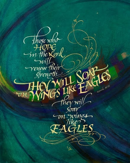 Beautiful scripture design by my friend Holly V. Monroe.