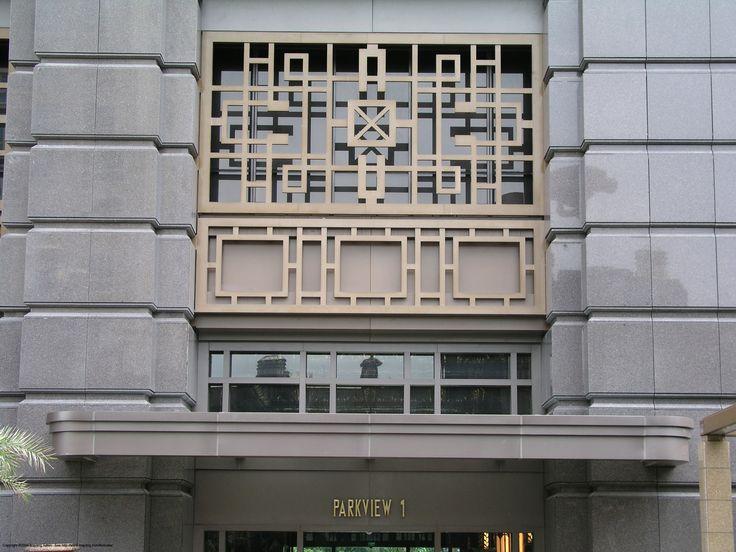 175 best midtown exterior images on pinterest exterior - Modern art nouveau architecture ...