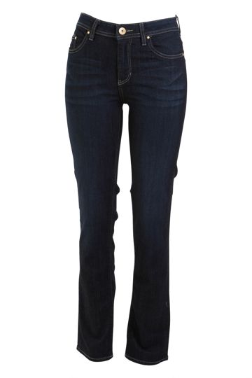Riders By Lee Mid Rise Straight Jean - Womens Straight Jeans - Birdsnest Online Fashion