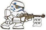 #5: Disney Pin 102704: Star Wars Stormtrooper - Pew Pew Pin http://ift.tt/2cmJ2tB https://youtu.be/3A2NV6jAuzc