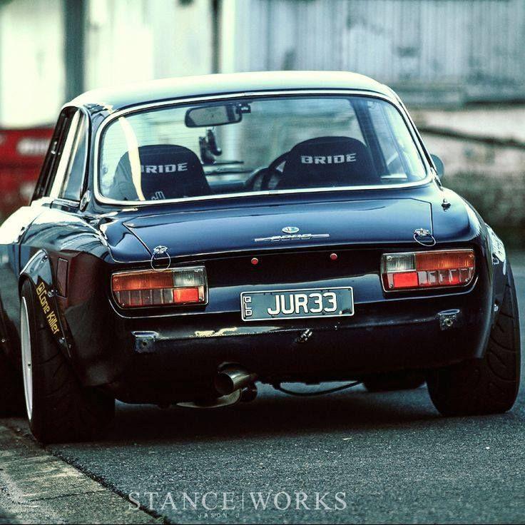 63 Best ALFA ROMEO 155 V6TI DTM Images On Pinterest