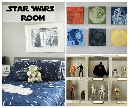 star wars bedroom kids pinterest shelves war and star wars