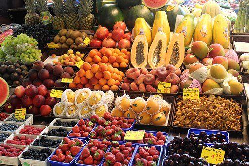 Ovoce, Tropické Ovoce