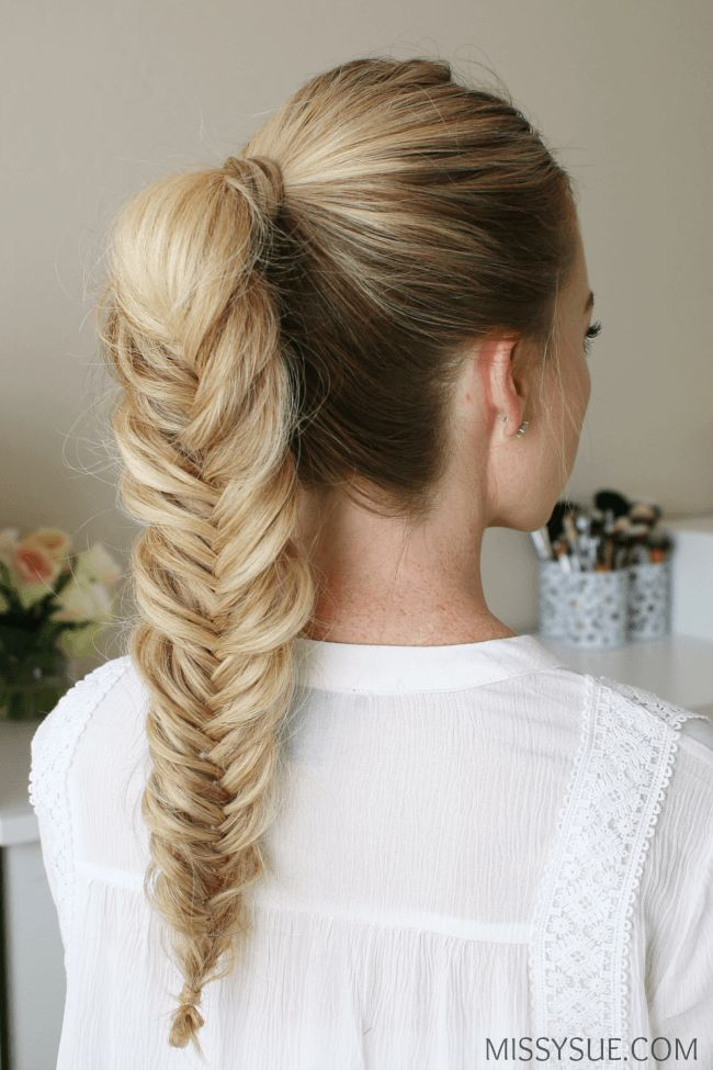 Peachy 1000 Ideas About Easy School Hairstyles On Pinterest School Short Hairstyles Gunalazisus