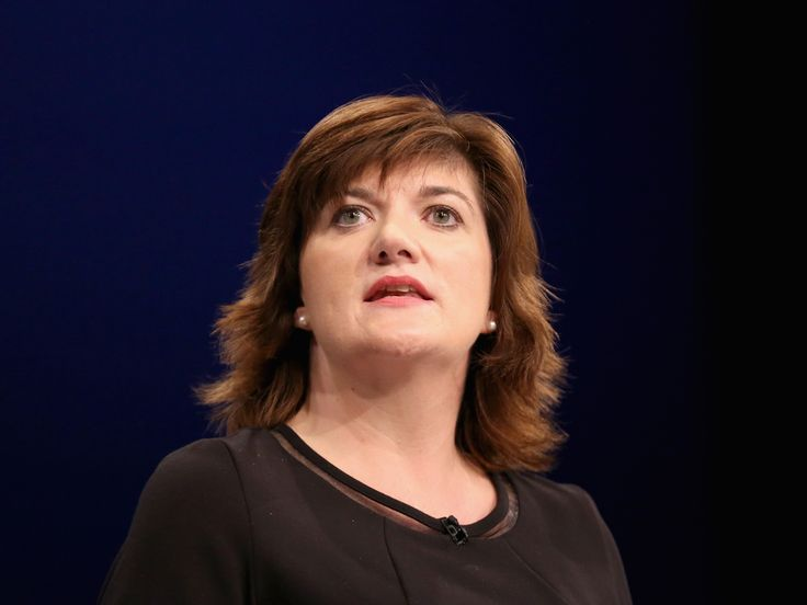 24.11.15 - Nicky Morgan: Education Secretary says schools being 'plagued' by homophobic bullying | UK Politics | News | The Independent