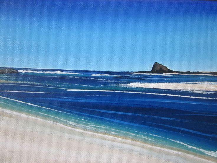 Currumbin Estuary by Charleen Morris
