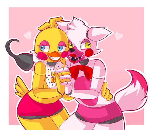 My Puffed Self As Toy Chica: 476 Best Images About Five Nights At Freddy's On Pinterest