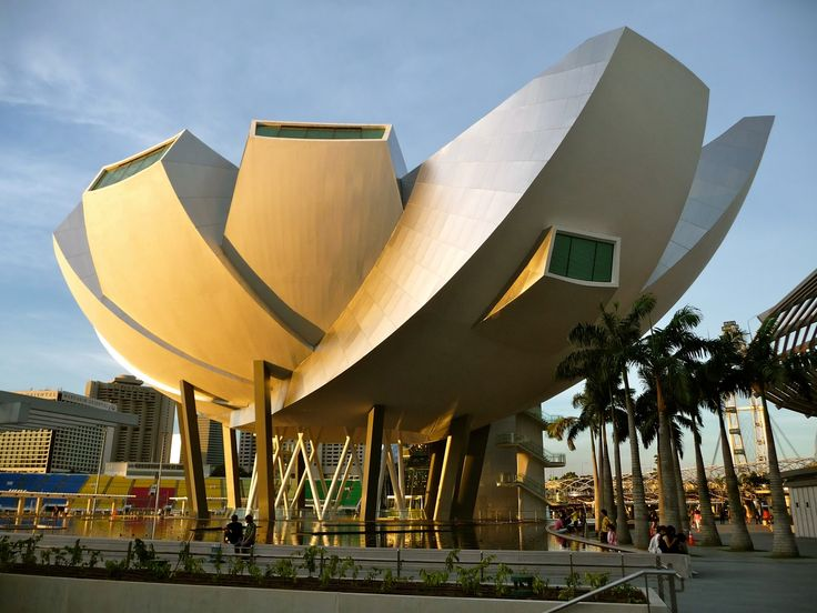 Art Science Museum at Marina Bay Sands Resort in #Singapore