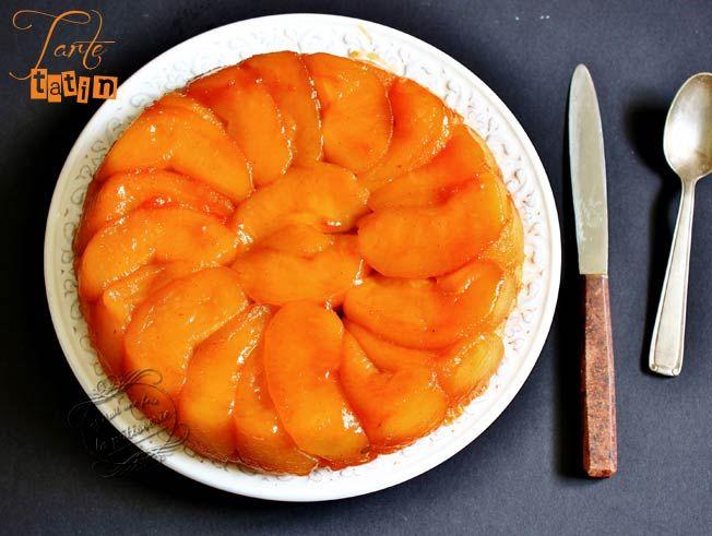 Tarte tatin de Christophe Michalak : Il était une fois la pâtisserie #tatin #pommes