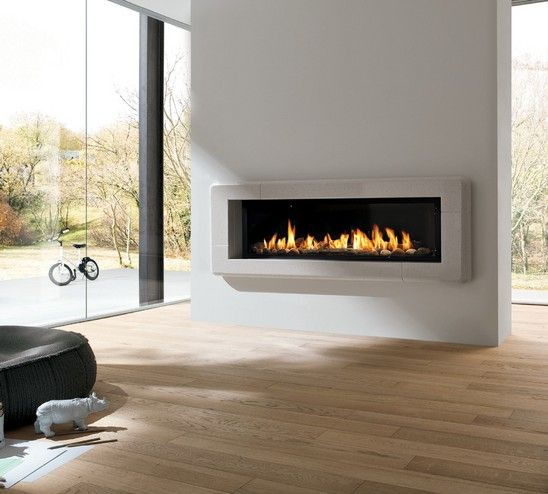 1000 images about linear fireplaces linear contemporary on pinterest modern fireplaces - Contemporary linear fireplaces cover idea ...