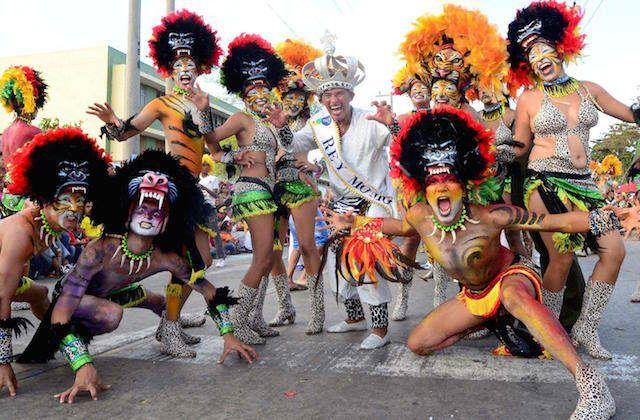 Carnaval de Barranquilla, Colombia - el segundo más largo
