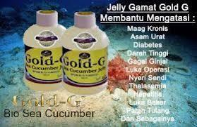 Selamat Datang Di Pusat Penjual Obat Herbal Penurun Asam Urat Jelly Gamat Gold G Terbesar dan Terpercaya di Indonesia