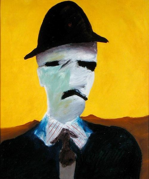 The trooper | Sidney Nolan