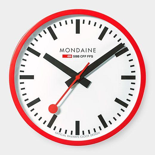 Big Swiss Railway Clock   MoMAstore.org