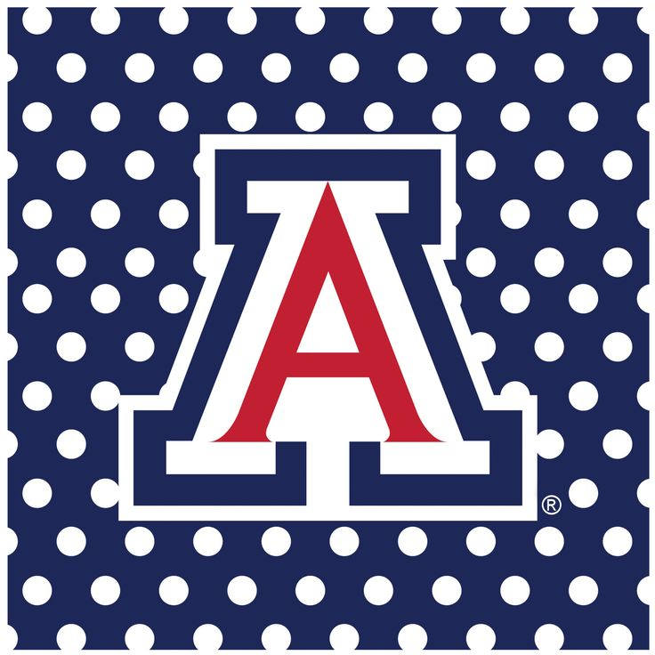 Thirstystone University of Arizona Square Occasions Trivet