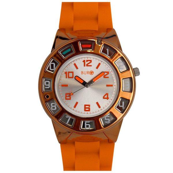 I've got 10% coupon code for sharing this product. Burg Milan Orange / WP09206