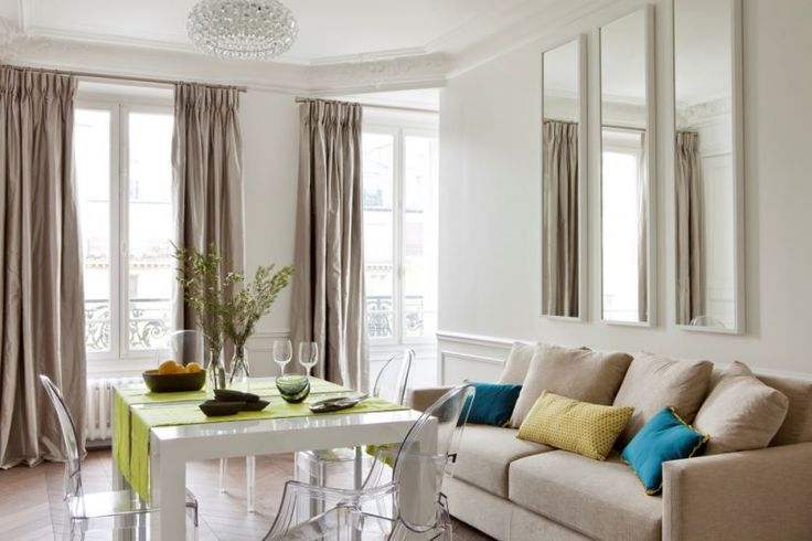 Salle à manger Haussmannienne  - Conception Paris Sweet Home Deco -