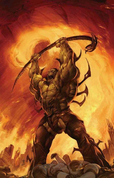 Yuuzhan Vong Warrior