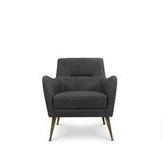 Dandridge Armchair | Essential Home | Mid Century Furniture