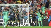 Cristiano Ronaldo: el fantástico cabezazo de todos los ángulos