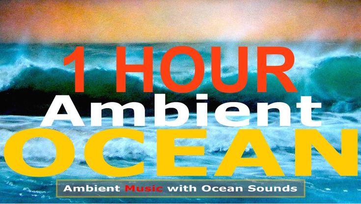 Relaxing Ambient Ocean Instrumental Nature Music 1 Hour