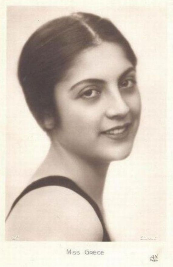Miss Greece 1920
