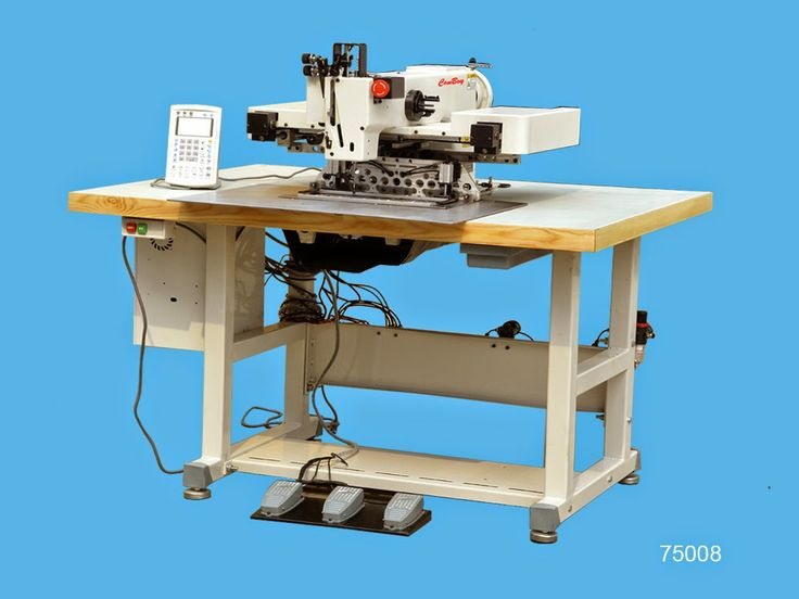 Heavy duty industrial sewing machines 75008 extra heavy