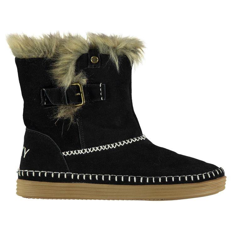 Zimné topánky Roxy Ashley dám.